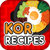 KOR food recipes-Yummy Korean food recipe, cooking 1.0