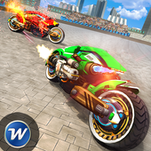 Bike Racing Futuristic Demolition Derby 1.0.1