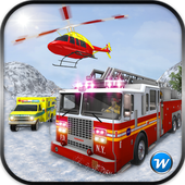 Offroad Snow Emergency Rescue 1.2