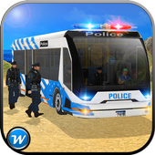 Police Bus Offroad Driver 1.2