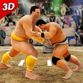 Sumo WWE Wrestling