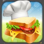 FREE Sandwich Recipes Chef Pro 1