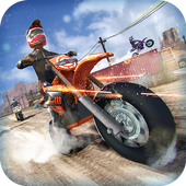 Real Motorbike 3D Scooter Race 1.0.0