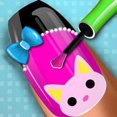 Kitty Nail Salon - Nail Art Design & Coloring Game 1.1.30