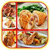 وصفات  الدجاج سهلة  وجديدة 6.0