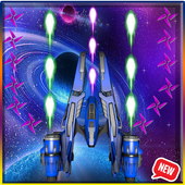 Striker Galaxy Attack Revenge: Infinity Shooting19 1.2