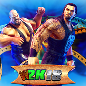 WWE World Tag Team Wrestling Fight Revolution 2018 1.4