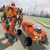 Car Robot Transformation Game - Transforming Robot 1.1