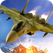 Jet Fighter Air Attack 3D Game Fly F18 Flight Free 9.05.2017
