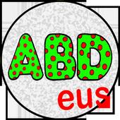 Alphabet in Basque 1.2