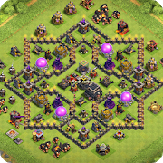 Maps of Coc TH9 1.1.3
