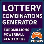 Lottery Combinations Generator