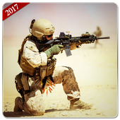 Army Battlefield Combat - Commando Action War 2017 1.0.1