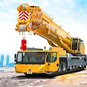 Heavy Crane Simulator Game 2019 – CONSTRUCTION SIM 1 2 1 APK