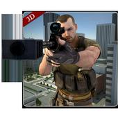 Freedom Commando Sniper Gun Fight shooter Force 17 1.0
