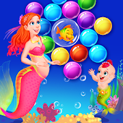 Mermaid Pregnancy Bubble 1.4