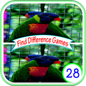 Find Differences Bird Games 1.3.0