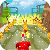 Boy Subway Surf Run Snow 1.1