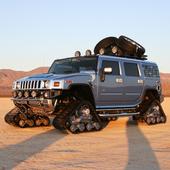 Jigsaw Puzzles Cars Hummer 1.0
