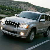Puzzles Jeep Grand Cherokee 1.0