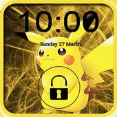 com.yasso.pikapika.lockscreen icon