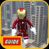 Guide for LEGO Marvel Avengers 1.2