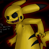 Pikachu (Poke Terror Game) 3.0