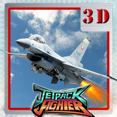 Fly F18 Jet Fighter 3D Airplane Free Game Attack 2.0.0