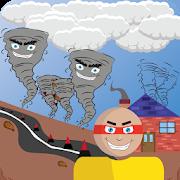 Tornado Escape - Bald Stick Adventure 1.3