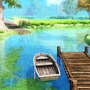 脱出ゲーム ボートのある道 1.1
