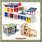 Doll House Design and Concept 1.0