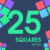 25 Squares - Tap Tap 1.0.2