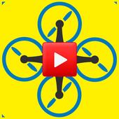 Drone Canais e Youtubers 1.1