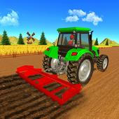 Real Tractor Farmer games 2019 : Farming Games New 1.05