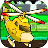 Air strike war chopper 1.0