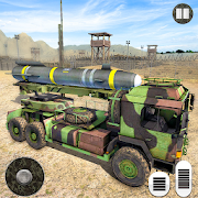 US Army Missile Launcher Drone Attack Mission 1.2