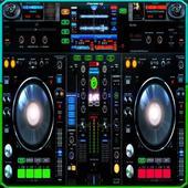 com.zamoragoat.DJSongsMixer icon