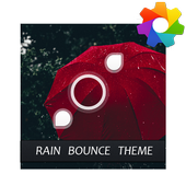 Rain Bounce Theme For Xperia 10.0.0