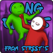 Gang Beasts From Street's