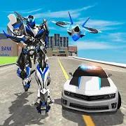 Russian Plane Robot Car Transform Mech Robot Wars 1.0