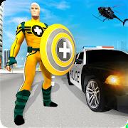 Super Captain Hero Flying Robot Rescue Mission 1.0.1