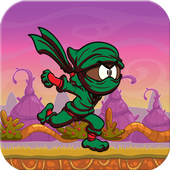 Ninja Kid Run Free - Fun Games 1.2
