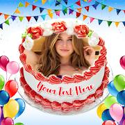 Name Photo on Birthday Cake 1.2