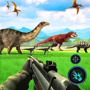 Dinosaurs Hunter Wild Jungle Animals Safari 2.5