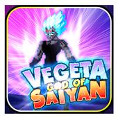 Vegeta God Of SaiyanZ Generator GameAdventure