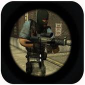 Dead Terrorist Target:Sniper 1.0