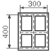 Calculator of strip foundation 3.0
