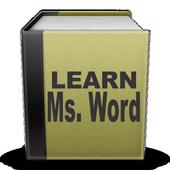 Learn Microsoft Word 1.0