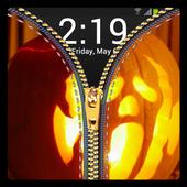 Zipper Halloween Pumpkin 0.0.2