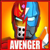 Robot Avenger: Transformers 1.12